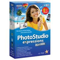Individual Software PhotoStudio Expressions Platinum 6 (PC)