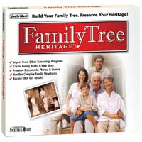 Individual Software Family Tree Heritage (PC)
