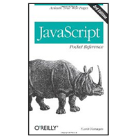O'Reilly JAVASCRIPT POCKET REF 3/E