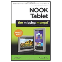 O'Reilly NOOK TABLET MISSING MANUA