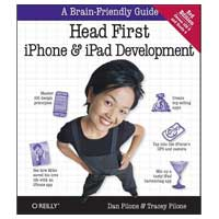 O'Reilly HEAD FIRST IPHONE & IPAD
