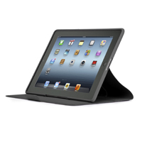 Speck Products MagFolio Leather Case for iPad 3 Black Vegan