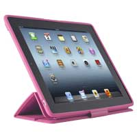 Speck Products PixelSkin Case for iPad 3 HD Wrap - BubbleGum