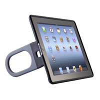 Speck Products HandyShell Case for iPad 3 Black/Dark Grey