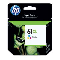 HP HP 61XL Tri-color Ink Cartridge