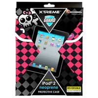 Xtreme Cables Protective Case for iPad/iPad 2 Assorted Colors