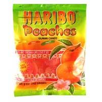 Continental Concession Supplies Gummi Peaches