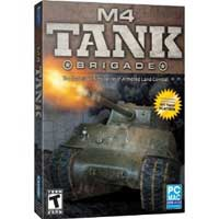 Encore Software M4 Tank Brigade (PC)
