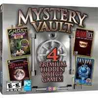 Encore Software Mystery Vault (PC)