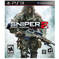 City Interactive Sniper 2: Ghost Warrior (PS3)