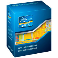 Intel Core i5 3570K 3.4GHz Socket LGA 1155 Boxed Processor