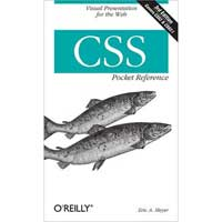 O'Reilly CSS POCKET REFERENCE 3/E