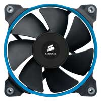 Corsair Air SP120 High Performance Edition Hydraulic Bearing 120mm Case Fan - Twin Pack