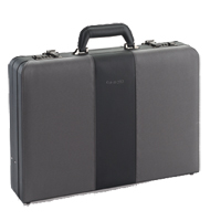 "SOLO Sterling Notebook Attache Fits Screens up to 17.3"" Black"