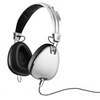 Skull Candy 2012 Roc Nation Aviator Headphones - White