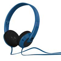 Skull Candy Uprock On-Ear Headphones - Blue