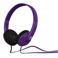 Skull Candy Uprock On-ear Headphones Purple