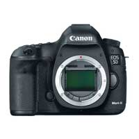 Canon EOS 5D Mark III 22.3 Megapixel Digital SLR Camera - Black