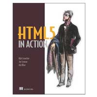 Manning Publications HTML5 IN ACTION