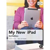 No Starch Press MY NEW IPAD 3/E