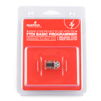 SparkFun Electronics FTDI Basic Programmer 3.3V - USB to Serial
