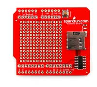 SparkFun Electronics microSD Shield