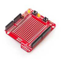 SparkFun Electronics Arduino ProtoShield Kit