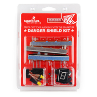 SparkFun Electronics Danger Shield Kit