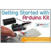 O'Reilly Maker Shed Getting Started with Arduino Kit V2.0