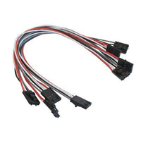 "Leo Sales Ltd. 8"" 4-Pin Cable with 12C Connector 4-Pack"