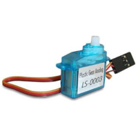 Leo Sales Ltd. Plastic Gear Analog Servo Small