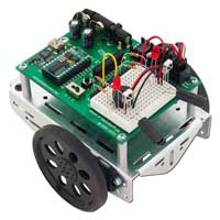 Parallax, Inc. Boe-Bot Robot Kit - USB Version