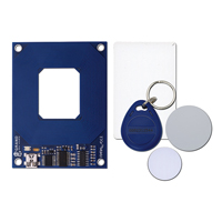 Parallax, Inc. RFID Reader USB and Tag Sampler Kit