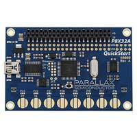 Parallax, Inc. P8X32A QuickStart Board