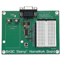 Parallax, Inc. Basic Stamp Homework Board