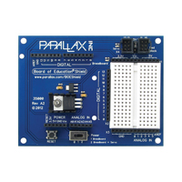 Parallax, Inc. Board of Education Shield for Arduino