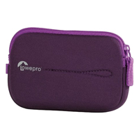 LowePro Vail 10 Deep Camera Pouch Purple
