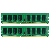 Centon 8GB DDR3-1333 (PC3-10600) Dual Channel Desktop Memory Kit (Two 4GB Memory Modules)