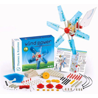 Thames & Kosmos Wind Power: Renewable Energy Science Kit
