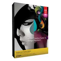 Adobe CS6 Design Standard Student Edition (PC)