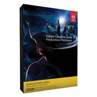 Adobe CS6 Production Premium Student Edition (PC)
