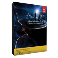 Adobe CS6 Production Premium Student Edition (Mac)