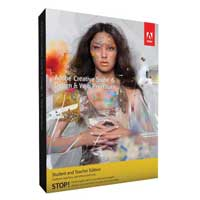 Adobe CS6 Design and Web Premium Student Edition (PC)