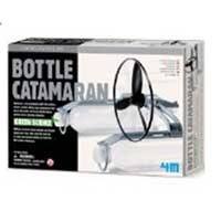 Toysmith 4M Bottle Catamaran Kit