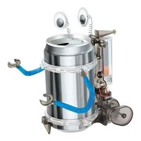 Toysmith Tin Can Robot Kit