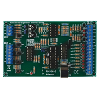 Velleman USB Experiment Interface Board Kit
