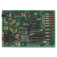 Velleman PIC Programmer and Experiment Board
