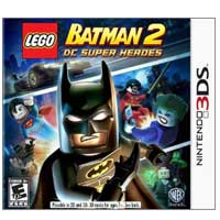 Warner Brothers Lego Batman 2: DC Super Heroes (3DS)