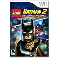 Warner Brothers Lego Batman 2: DC Super Heroes (Wii)