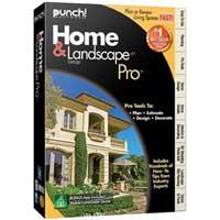 Encore Software Punch! Home & Landscape Pro V17 DSA (PC)